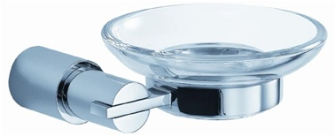 Fresca Magnifico Soap Dish - Chrome
