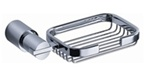 Fresca Magnifico Soap Basket - Chrome