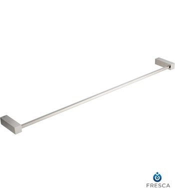"Fresca Ottimo 24"" Towel Bar - Brushed Nickel"