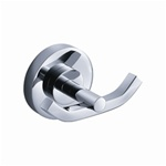 Fresca Alzato Robe Hook - Chrome