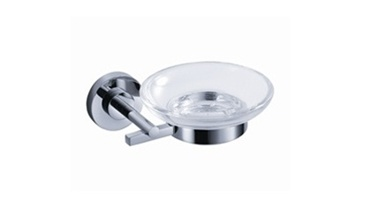 Fresca Alzato Soap Dish - Chrome