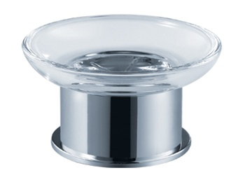 Fresca Glorioso Soap Dish (Free Standing) - Chrome