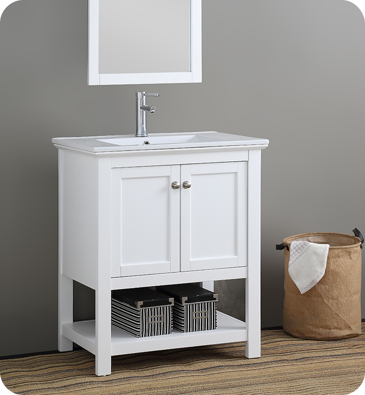 bathroom traditional product cabinets fresca double mirrors rgm vanity p htm furniture white buy cambridge sink with vanities