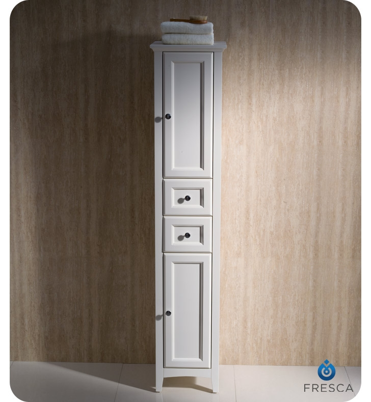 the fresca oxford tall bathroom - How Tall Is A Bathroom Vanity