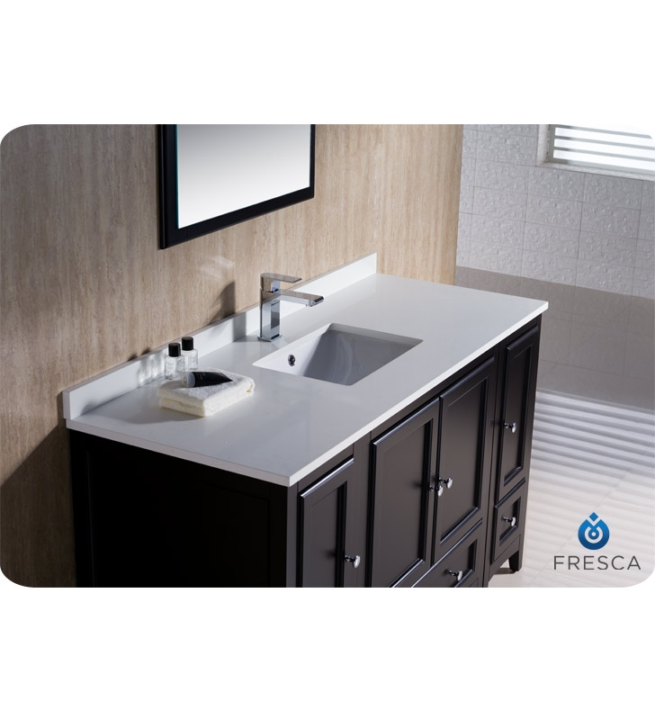 counter bathroom single picture double of sink height inch vanity beautiful