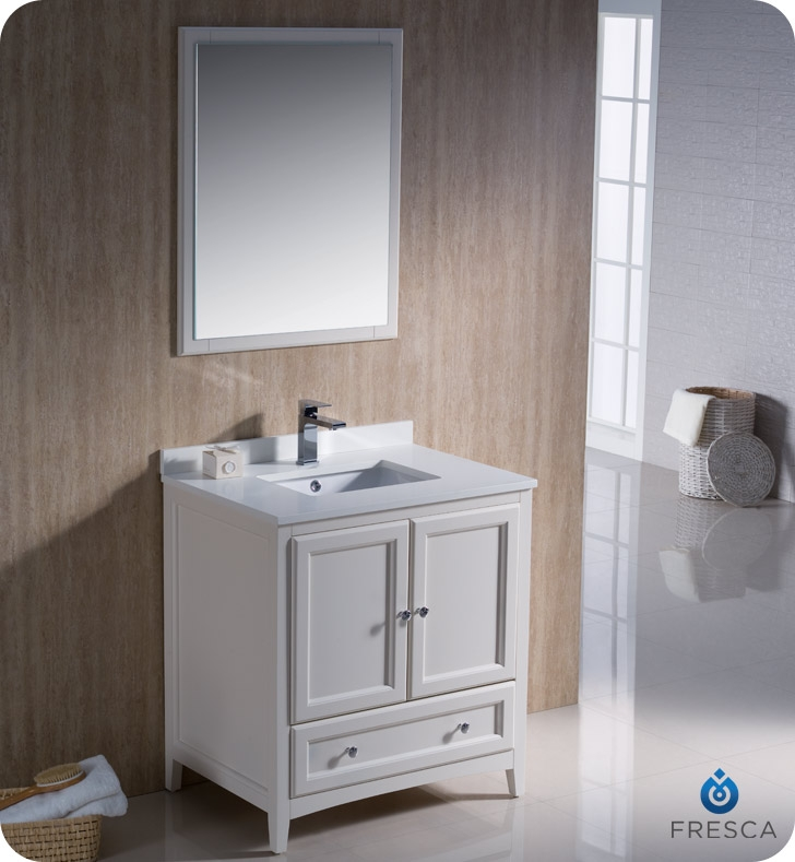 White Bathroom Vanity 30 Inch bathroom vanities | buy bathroom vanity furniture & cabinets | rgm