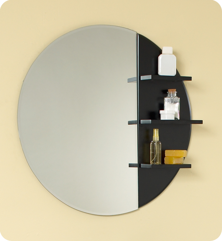 Bathroom Mirrors With Shelf modern bathroom mirror. . image detail for modern bathroom mirrors