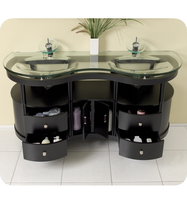 bathroom vanity with sink and mirror. This is a double sink  Bathroom Vanities Buy Vanity Furniture Cabinets RGM