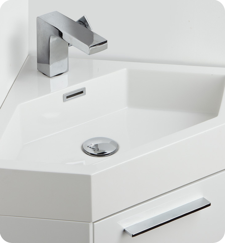 The Coda is a corner vanity  Bathroom Vanities Buy Vanity Furniture Cabinets RGM