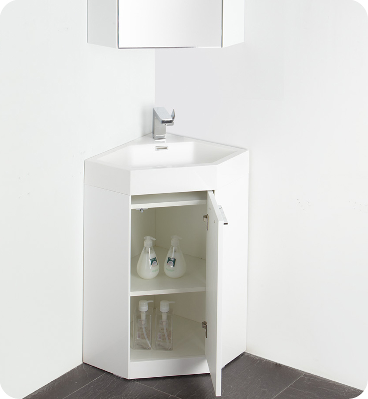 Bathroom Corner Sink Vanity : Bathroom Vanities Buy Bathroom Vanity Furniture & Cabinets RGM ...