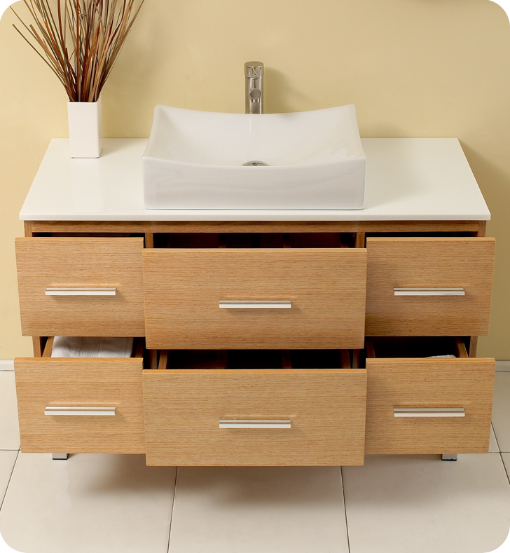 Bathroom vanities buy bathroom vanity furniture for Bathroom cabinets natural wood