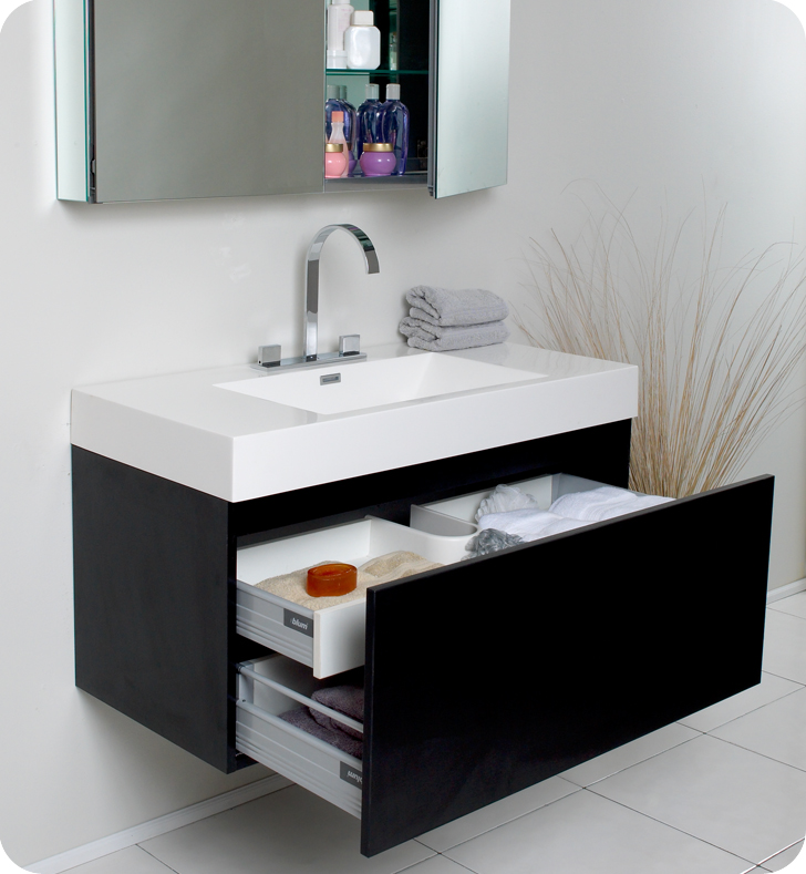 Wonderful Bathroom Vanities Buy Bathroom Vanity Furniture Cabinets RGM This Vanity .  Black Modern Bathroom Vanity.