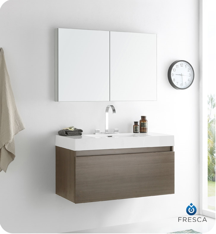 bathroom mirror fresca with sink faucets of graff lowes and vanity picture dark fresh