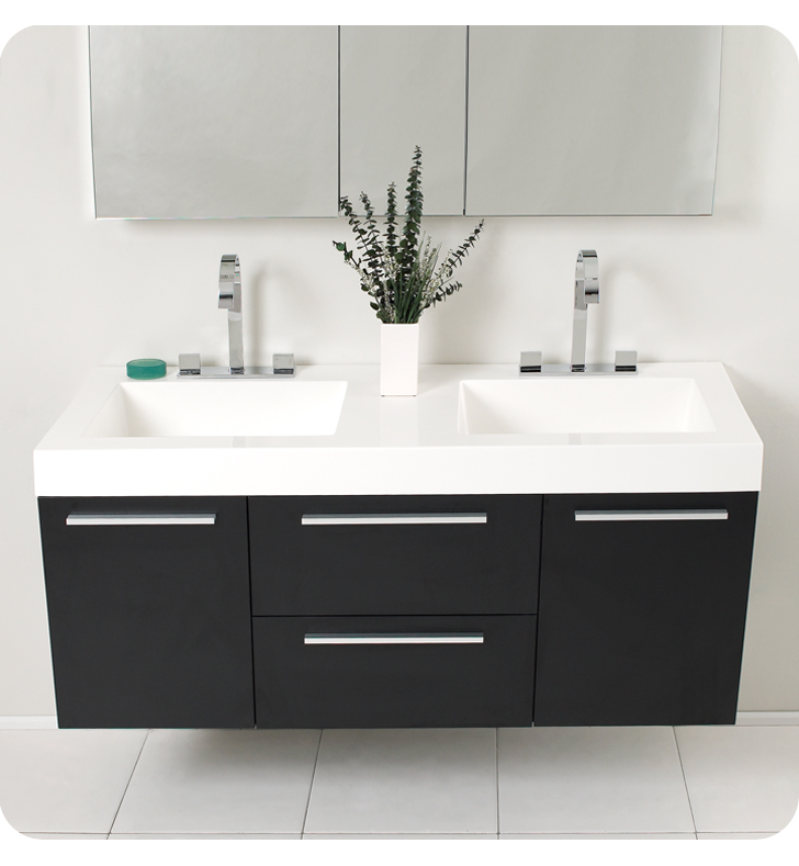 Bathroom Vanities Buy Bathroom Vanity Furniture  Cabinets RGM - 54 vanity double sink