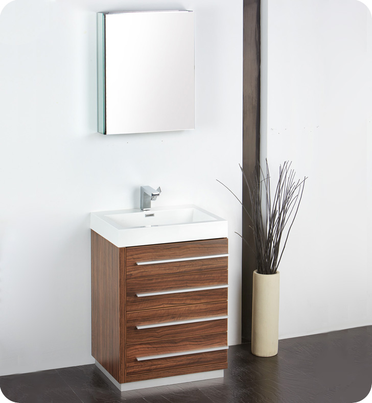 gray photo his with sinks and floor hers bathroom marble walnut stained vanity htm