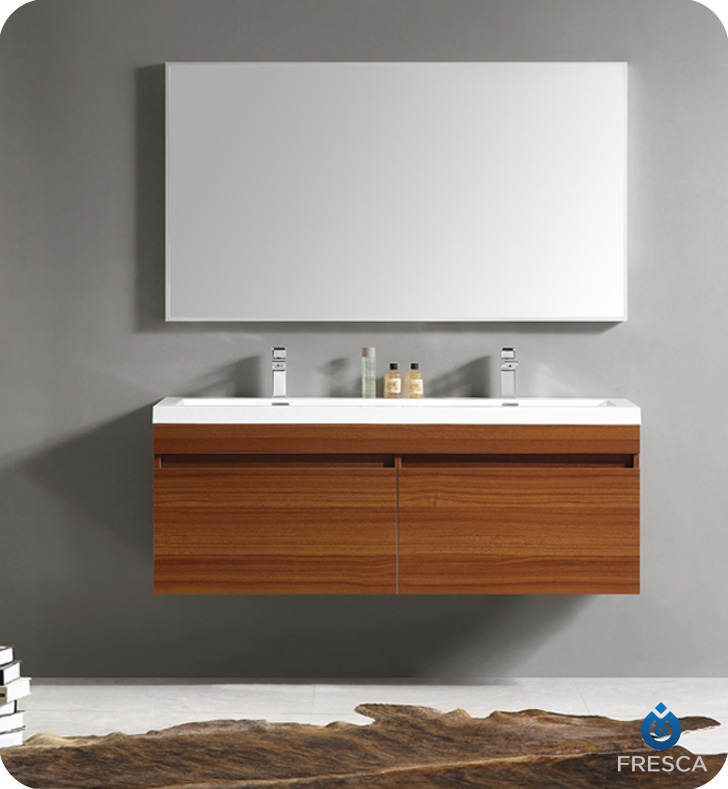 traditional bathrooms cabinet vanity sink medium vessel s size bathroom teak in of home roeding
